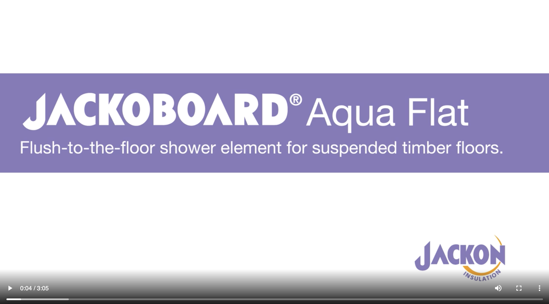 JACKOBOARD Aqua Flat and JACKOBOARD Plano