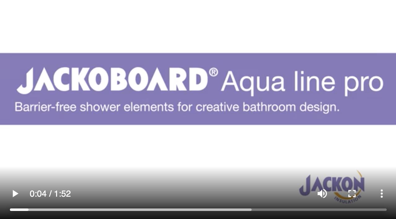 JACKOBOARD Aqua Line Pro