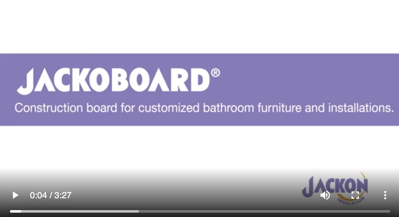 JACKOBOARD Bathroom Furniture