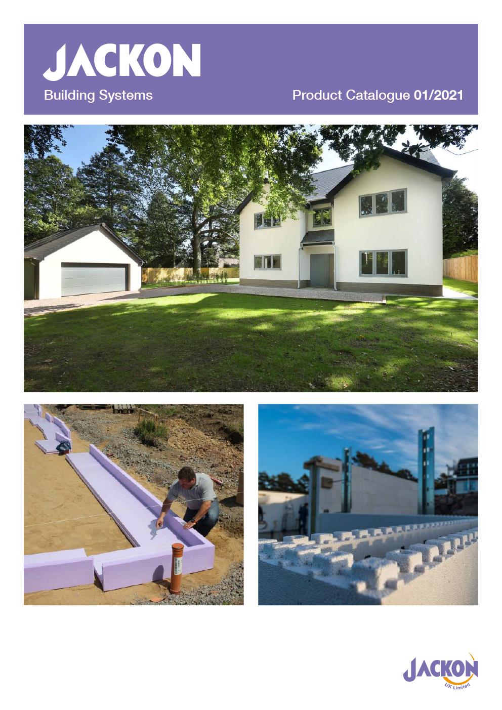 Jackon Building Systems Catalogue
